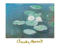 PGM Claude Monet - Ninfee nella luce Kunstdruk 80x60cm