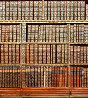 Library Vlies Fotobehang 225x250cm 3-banen