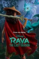 Raya and the Last Dragon Warrior in the Wild Poster 61x91,5cm