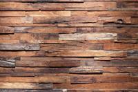 Wooden Wall Vlies Fotobehang 375x250cm 5-banen