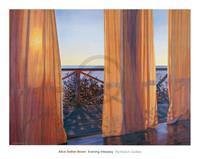 Alice Dalton Brown - Evening Interplay, 2000 Kunstdruk 112x89cm