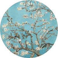 Wizard+Genius van Gogh Almond Blossom Vlies Fotobehang 140x140cm rond