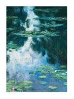 PGM Claude Monet - Water Lilies Kunstdruk 60x80cm