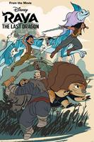 Raya and the Last Dragon Jumping Into Action Poster 61x91,5cm