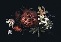 Wizard+Genius Flower Bouquet Fotobehang 366x254cm 8-banen