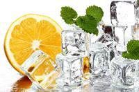 Dimex Lemon and Ice Vlies Fotobehang 375x250cm 5-banen