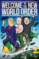 Welcome to the New World Order Poster 61x91,5cm