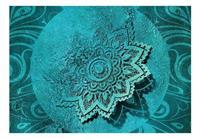Azure Flower Vlies Fotobehang 150x105cm