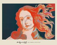 Andy Warhol - Details of Renaissance Paintings Kunstdruk 71x56cm