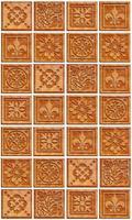 Granite Tiles Vlies Fotobehang 150x250cm 2-banen
