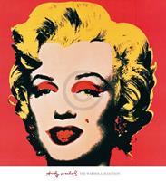Andy Warhol - Marilyn 1967 Kunstdruk 65x71cm