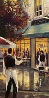Brent Heighton - 5th Ave Cafe Kunstdruk 40x80cm