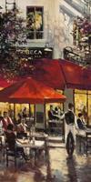 Brent Heighton - Tribeca Bar Kunstdruk 40x80cm