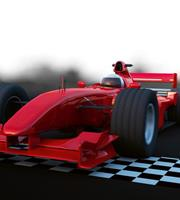 Formula Vlies Fotobehang 225x250cm 3-banen