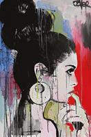 Loui Jover Planets Poster 61x91,5cm
