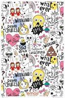 GBeye Emoji Millennials Poster 61x91,5cm